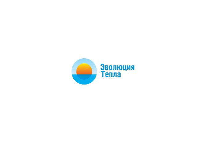 логотип тепла: